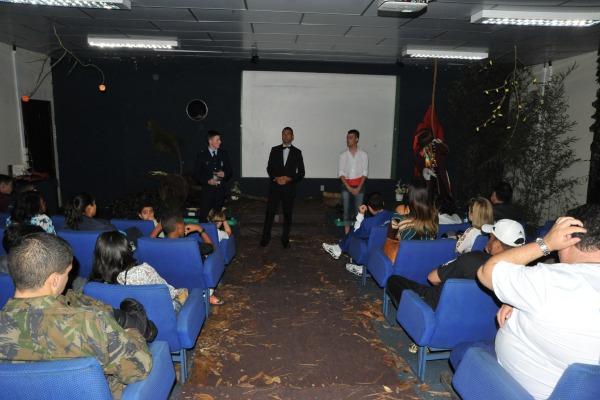 Objetivo do evento é despertar nos jovens a busca de novos conhecimentos