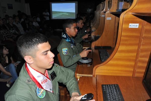 Clube do voo virtual do EDA