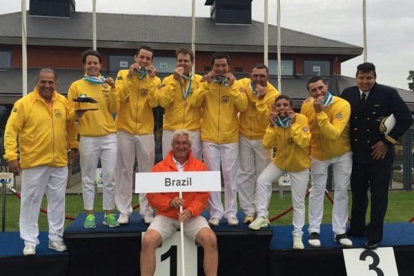 Equipe formada por seis sargentos da FAB e um da Marinha conquistou oito medalhas na Holanda