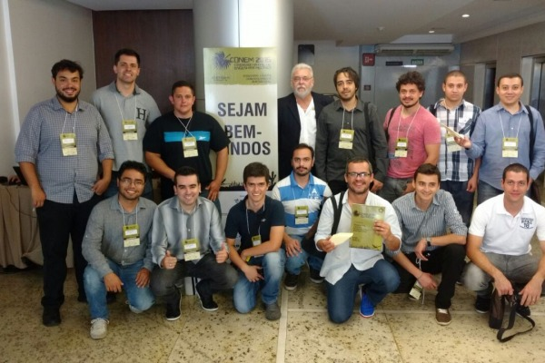 Participantes do IEAv no IX CONEM