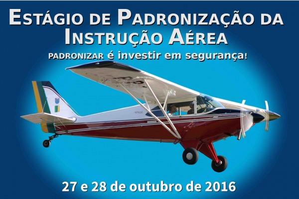 Curso oferecido pelo Quinto Serviço Regional de Investigação e Prevenção de Acidentes Aeronáuticos é direcionado a instrutores e escolas de aviação