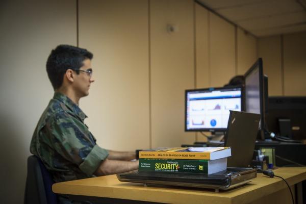 Centro de Tratamento de Incidentes de Rede está trabalhando 24 horas por dia até 22 de setembro