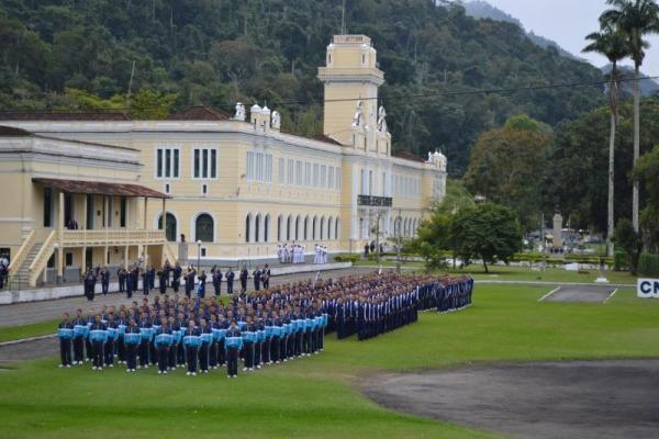 A 48ª edição da NAE (Naval, Aeronáutica e Exército) acontece em Angra dos Reis (RJ) até dia 23