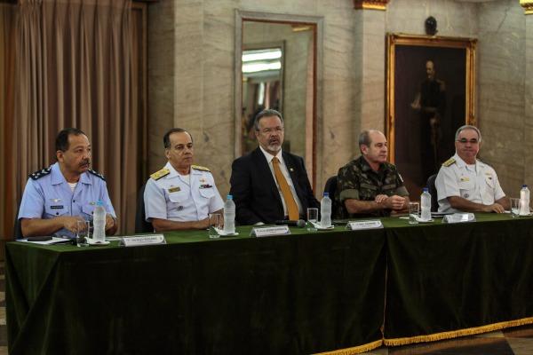 Outros temas também foram abordados em entrevista coletiva no Rio de Janeiro