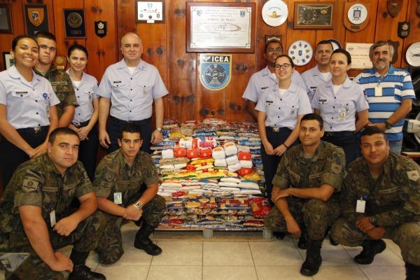 Centro Dandara, Rotary Club e Grupo Espírita Francisco de Assis foram beneficiados por ação