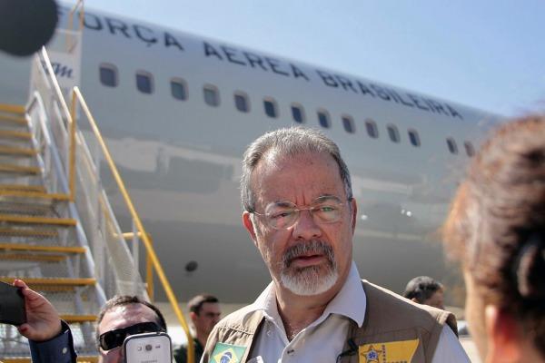 Em mensagem, Raul Jungmann cumprimenta cada um dos 43 mil militares que trabalharam nos eventos