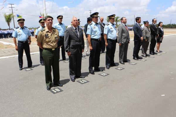 Amigos da Base que foram homenageados