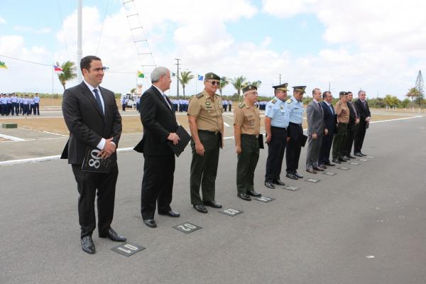 Membros honorários que foram homenageados