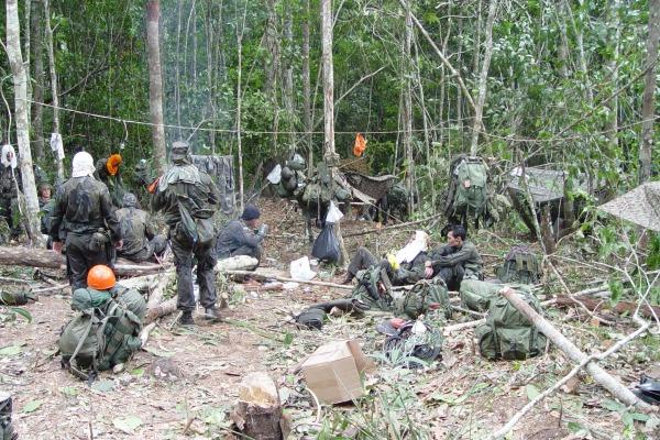 Maior operação do gênero no Brasil contou com o empenho de aproximadamente 800 homens