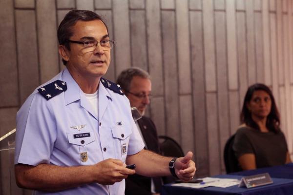 Gereanciamento do espaço aéreo e defesa aérea foram destaques no evento esportivo