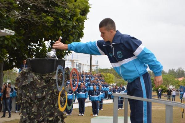 Torneio vai até sexta-feira com disputas em nove modalidades