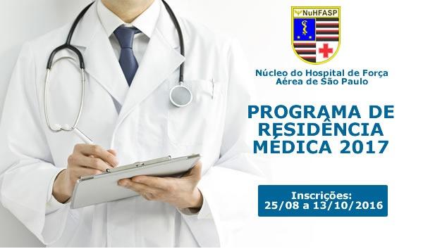 Programa de Residência Médica 2017