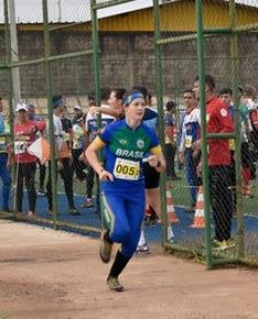 Atleta foi convocada para o campeonato mundial de orientação