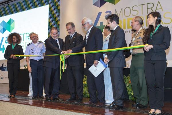 Inauguração da Mostra BID Brasil em Brasília