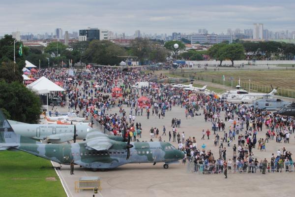 Eventos fazem parte da programação do Dia do Aviador e da Força Aérea Brasileira, celebrados em 23 de outubro