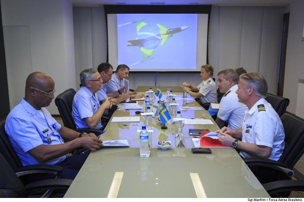 Serão realizadas atividades bilaterais nas áreas de ciência e tecnologia, logística e operacional