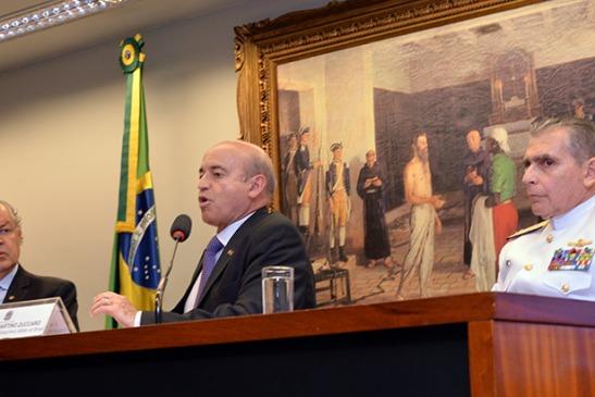 Tenente-Brigadeiro Ricardo Machado, secretário do MD