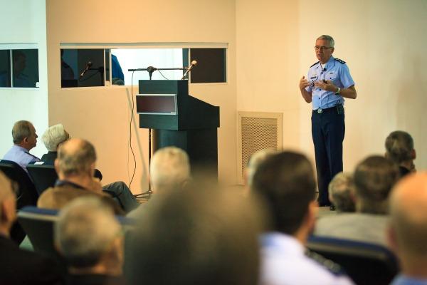 Comandante da Aeronáutica detalhou principais mudanças a serem consolidadas até 2041