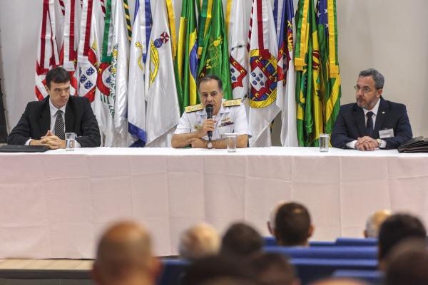 Evento vai até quinta-feira (20/10) no Comando Militar do Planalto
