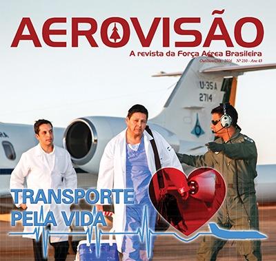 Nova edição da Aerovisão, referente aos meses de outubro, novembro e dezembro, já está disponível online