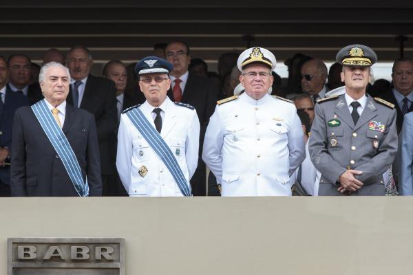 A Ordem do Mérito Aeronáutico é concedida pela FAB a civis e militares em reconhecimento aos serviços prestados ao País