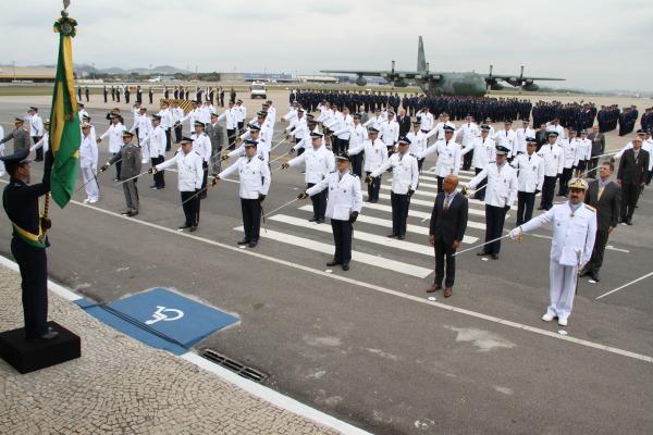 Os eventos contaram com a imposição da Ordem do Mérito Aeronáutico