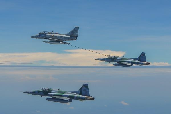 Missão reforça a interoperabilidade entre as Forças Armadas