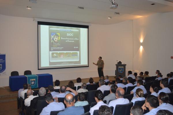 Evento reuniu 180 pessoas no Rio de Janeiro