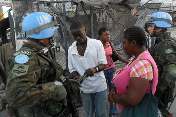Infantaria da Aeronáutica retorna à Missão de Paz da ONU. Este será o 9º pelotão enviado pela FAB ao país caribenho