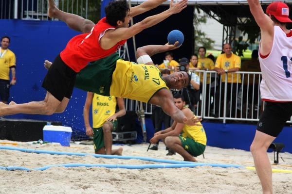 Competições internacionais ocorreram no Rio de Janeiro e em São Bernardo do Campo (SP)