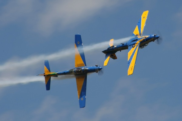 Programação também terá decolagens e pousos de aeronaves militares e exposição de aviões