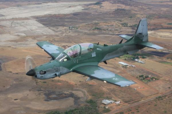Os militares também treinaram o Apoio Aéreo Aproximado, missão complementar ao GAA