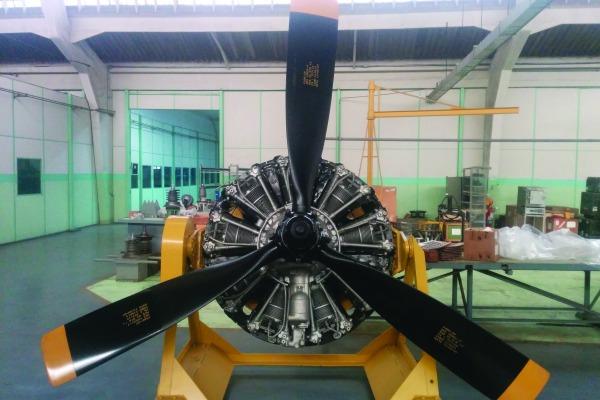 Memorial conta com mais de 15 motores e estará aberto ao público a partir de dezembro