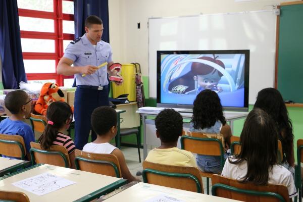 O evento teve como foco atendimento oftalmológico em crianças