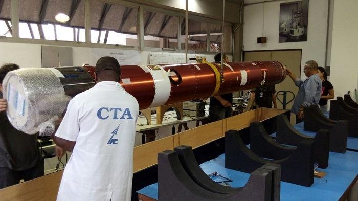 Objetivo é realizar o lançamento e o rastreio de um foguete de treinamento e um foguete suborbital