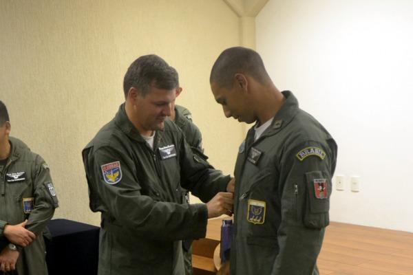 Durante o evento são apresentadas as unidades aéreas com vagas a serem preenchidas