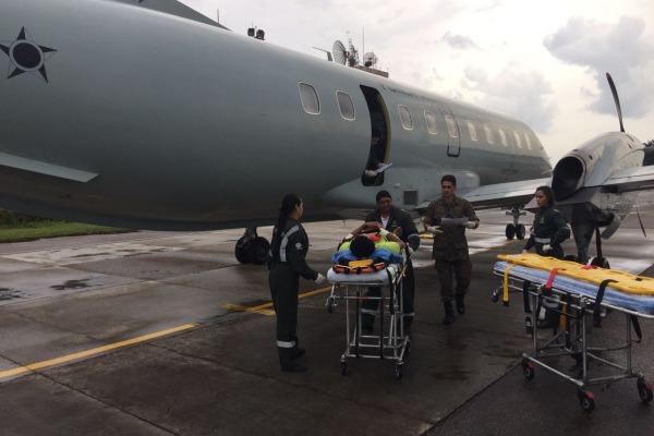 7� ETA resgatou dois cidad�os brasileiros na fronteira com a Col�mbia