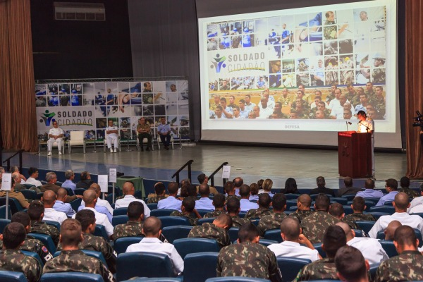 Unidade da FAB localizada no Maranhão desenvolve programa desde 2006