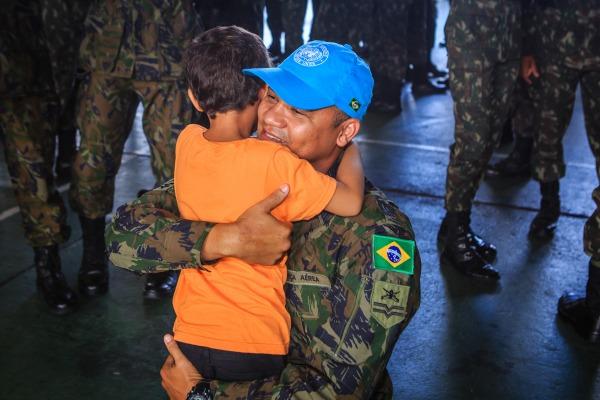 Cabo Alexsandro vai pela segunda vez para o Haiti