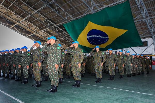 Vinte e seis militares da Aeronáutica já estão em Porto Princípe, capital haitiana