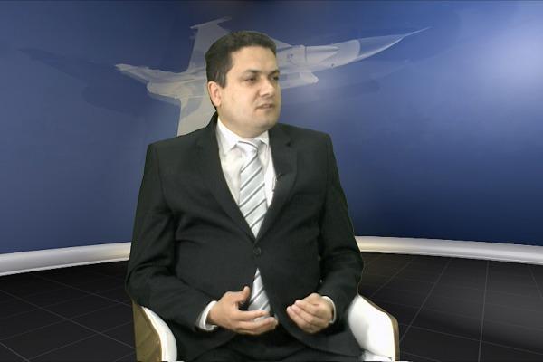 Professor Doutor Anderson Ribeiro Correia explica quais são os principais desafios frente à instituição