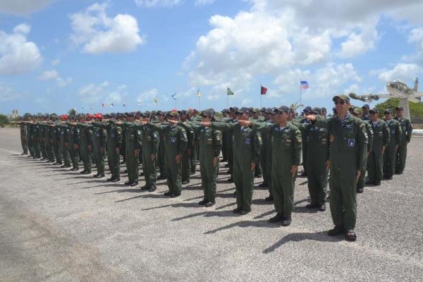 Solenidade foi presidida pelo Comandante da Aeronáutica