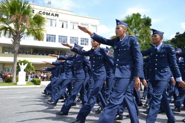 Cerimônia também marcou o Dia da Infantaria da Aeronáutica