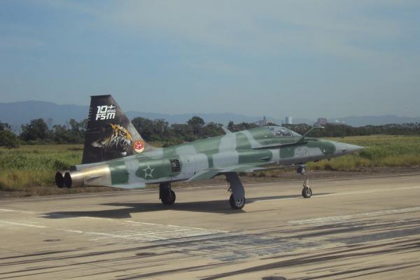 Aeronave modernizada completou 10 anos de atividade na unidade aérea