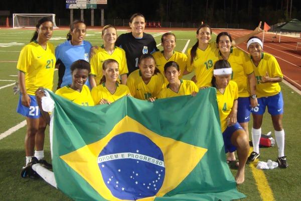 Sargento Karla – campeã mundial de futebol feminino militar