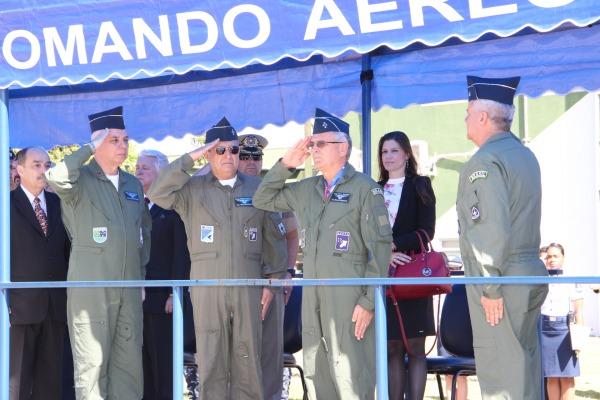 O Quinto Comando Aéreo Regional e a Base Aérea de Canoas foram desativados