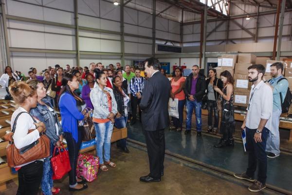Os médicos vão atuar em municípios da região Nordeste