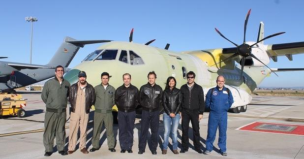 A previsão é que a primeira aeronave chegue ao Brasil em meados de 2017