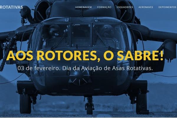 Confira texto, fotos, vídeos e áudios sobre a aviação