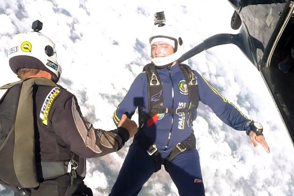 Conquista foi na modalidade free fly durante prova realizada em Boituva (SP)